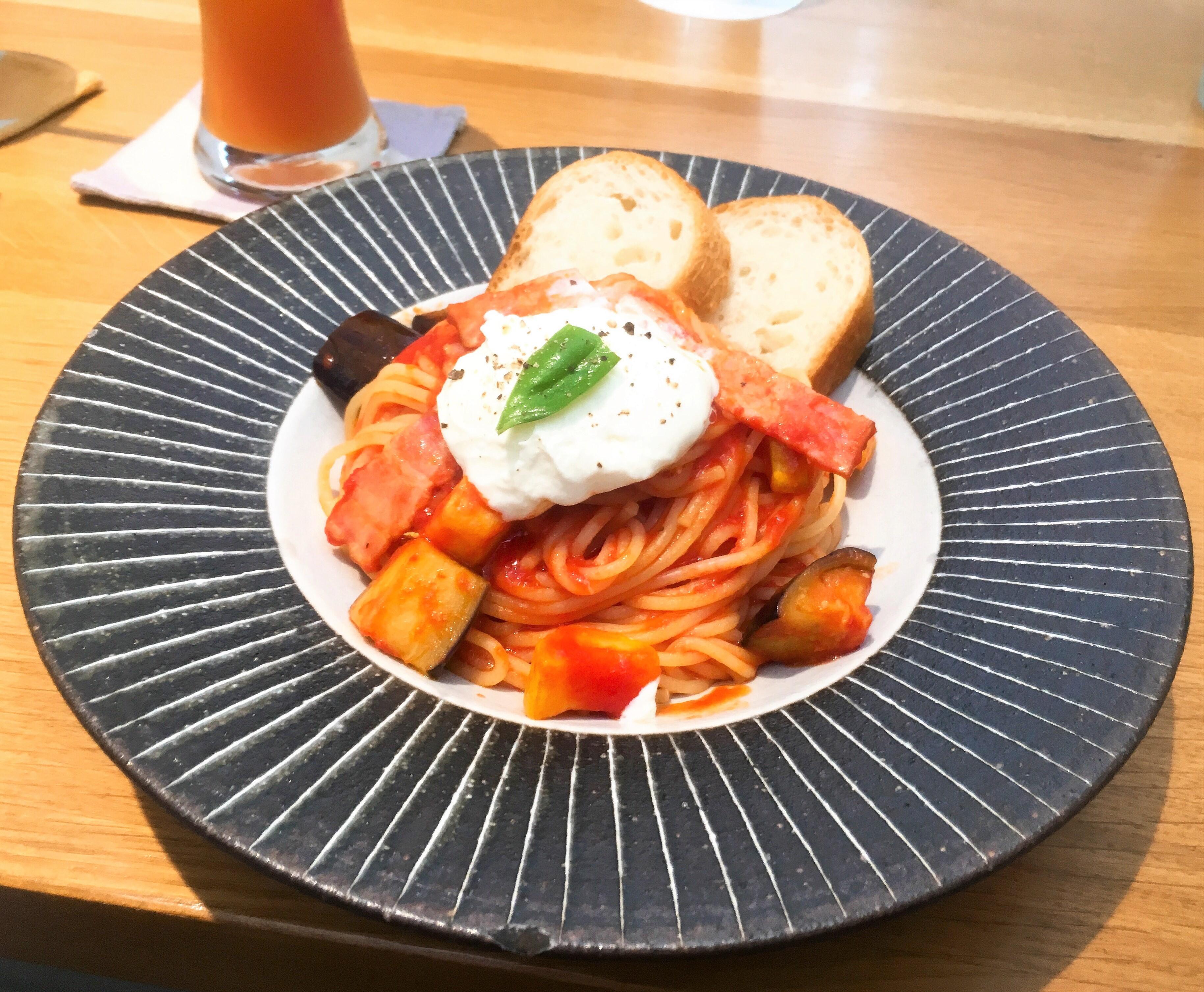 麗夏のトマトソース