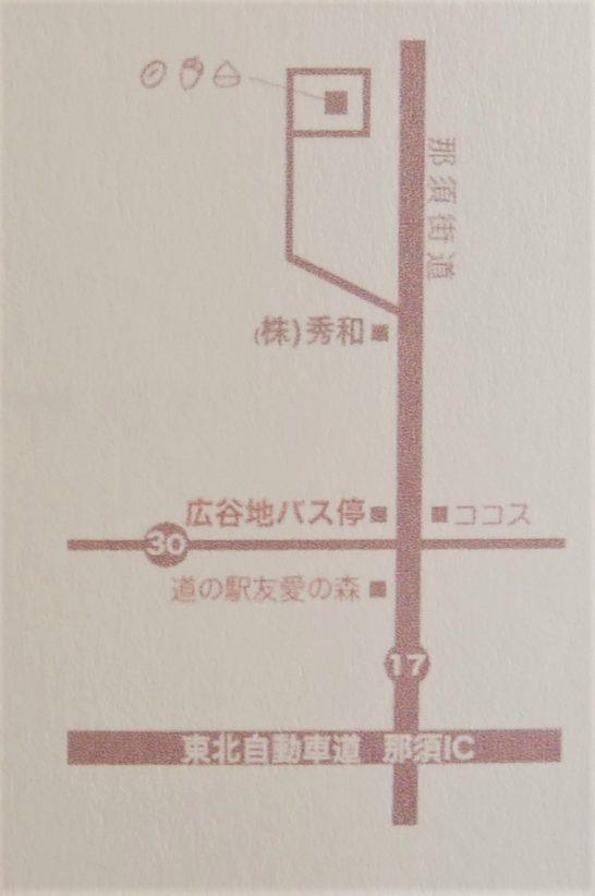 mamechamameの地図