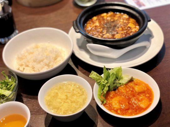 芙籠麻婆豆腐セット